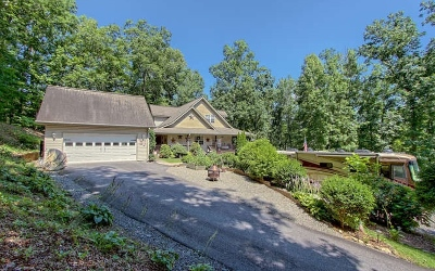Blairsville Single Family Home For Sale: 214 Fern Brook