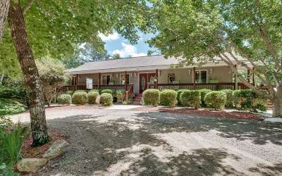 Warne Single Family Home For Sale: 1064 Quail Cove Circle
