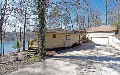 Blairsville Single Family Home For Sale: 234 P N Watkins Rd.