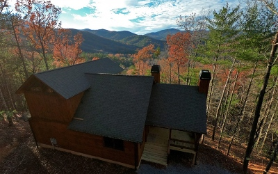 Blue Ridge Single Family Home For Sale: 18 The Forest Has Eyes