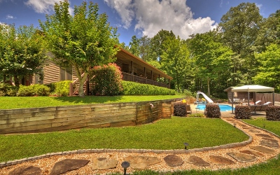 Blue Ridge Single Family Home For Sale: 3185 Sugar Creek Road