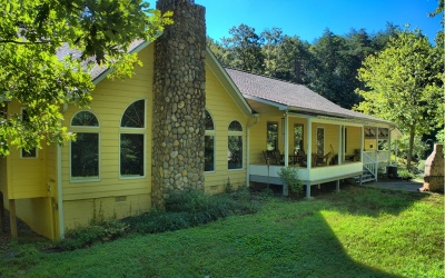 Gilmer County Single Family Home For Sale: 346 Dickerson Dr