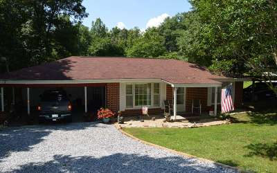 Blairsville Single Family Home For Sale: 10638 State Hwy 325