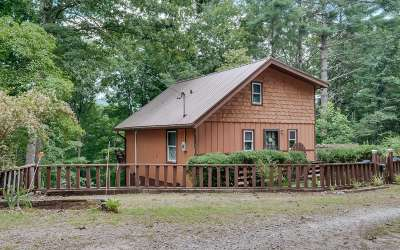 Cherokee County Single Family Home For Sale: 44 Angel Lane
