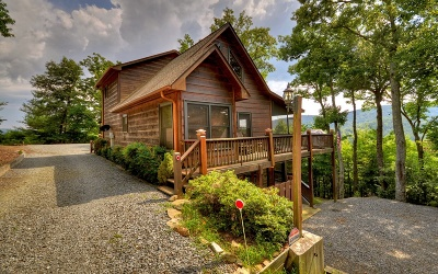 Blue Ridge Single Family Home For Sale: 357 Skyline Drive