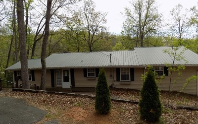 Cherokee County Single Family Home For Sale: 148 Old Dogwood Drive