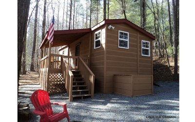 Ellijay GA Single Family Home For Sale: $62,500