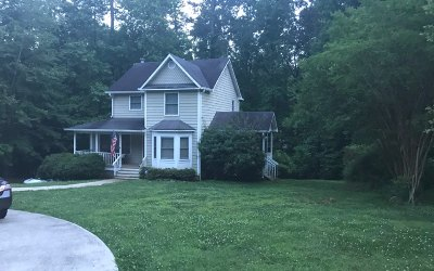 Jasper Single Family Home For Sale: 170 Piney Ridge Road