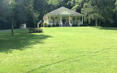 Blue Ridge Single Family Home For Sale: 4004 Sugar Creek Road
