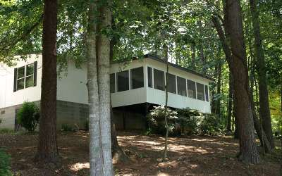 Hiawassee Single Family Home For Sale: 3769 Woods Creek Drive
