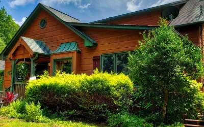 Ellijay Single Family Home For Sale: 427 North Lake Drive