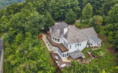 Hiawassee GA Single Family Home For Sale: $625,000