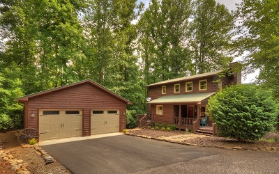Blairsville Single Family Home For Sale: 712 Ivy Bend