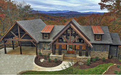 Blue Ridge Single Family Home For Sale: Lot 8 Dragonfly