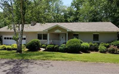 Hayesville Single Family Home For Sale: 92 Fairway Meadows