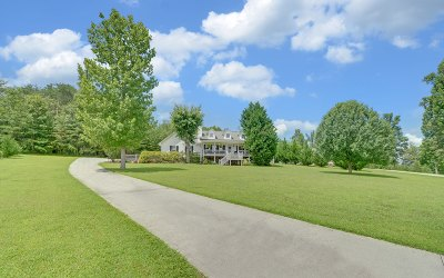 Blairsville Single Family Home For Sale: 377 High Range Drive