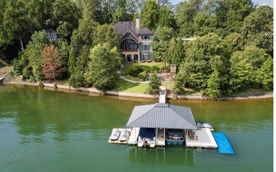 Hiawassee Single Family Home For Sale: 1955 Island View Dr