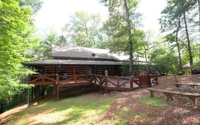 Blue Ridge Single Family Home For Sale: 212 Long Ridge Rd