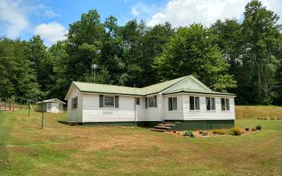 Cherokee County Single Family Home For Sale: Little Wolf Creek