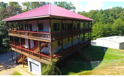 Blairsville Single Family Home For Sale: 42 Otters Cove