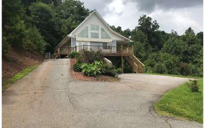 Hayesville Single Family Home For Sale: 70 Smokerise Lane