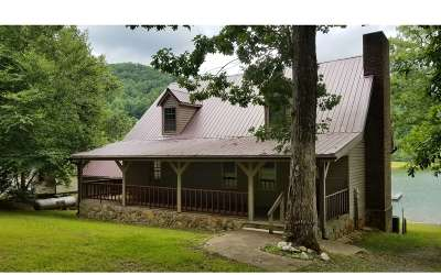 Hiawassee GA Single Family Home For Sale: $589,900