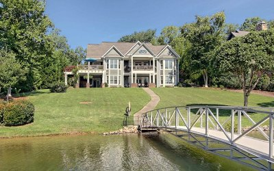 Hiawassee GA Single Family Home For Sale: $1,475,999