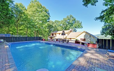 Blairsville Single Family Home For Sale: 2938 Town Creek School Rd