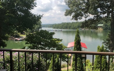Blairsville Single Family Home For Sale: 1059 Lakeside Drive