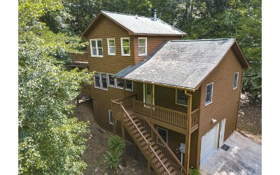 Ellijay Single Family Home For Sale: 310 Fugue Drive