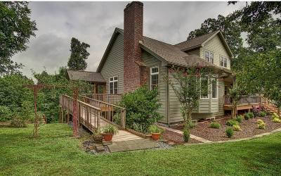 Warne Single Family Home For Sale: 943 White Oak Drive
