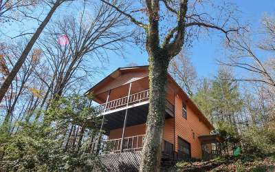 Hiawassee Single Family Home For Sale: 4511 White Oak Drive