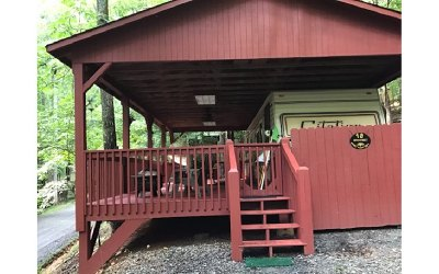 Ellijay Single Family Home For Sale: 18 28th Street