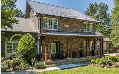 Blue Ridge Single Family Home For Sale: 223 Mountain Tops Rd