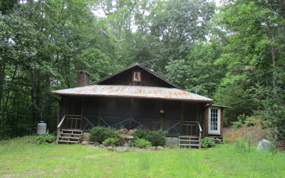 Cherokee County Single Family Home For Sale: 245 Timberline Road