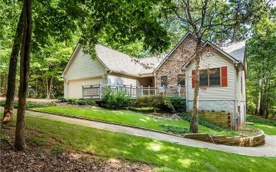 Jasper Single Family Home For Sale: 86 Denny Ridge Road