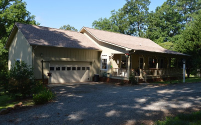 Hayesville Single Family Home For Sale: 208 Oak Forest Hills