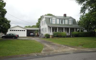 Hayesville Single Family Home For Sale: 14 Riverside Dr.