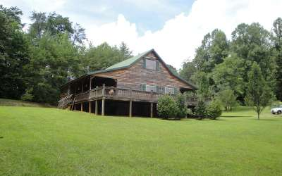 Hayesville Single Family Home For Sale: 2845 Fires Creek Rd
