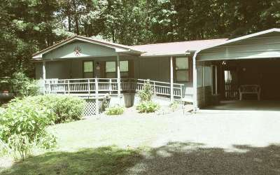 Hiawassee Single Family Home For Sale: 1133 Poplar Ridge Road