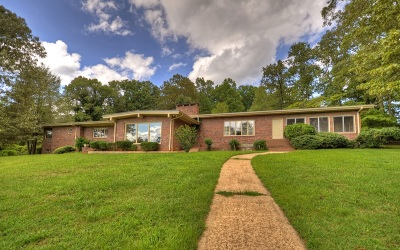 Blue Ridge Single Family Home For Sale: 4686 Blue Ridge Dr