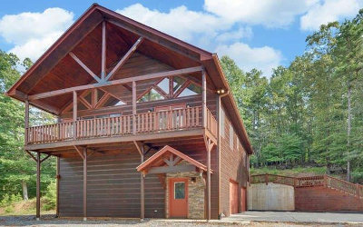 Ellijay GA Single Family Home For Sale: $234,900