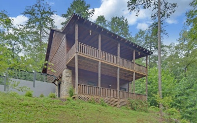 Young Harris Single Family Home For Sale: 2553 Rustic Ridge