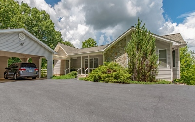Blairsville Single Family Home For Sale: 183 Brandy Run