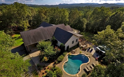 Blue Ridge Single Family Home For Sale: 101 Toccoa Preserve Lane
