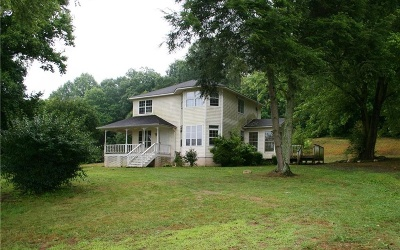 Ellijay Single Family Home For Sale: 9860 Highway 52 E