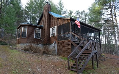 Blairsville Single Family Home For Sale: 60 Carroll Road