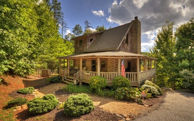 Blue Ridge Single Family Home For Sale: 3680 Aska Road