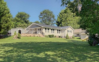 Hiawassee Single Family Home For Sale: 1670 Cedar Cliff Rd