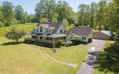Jasper Single Family Home For Sale: 1290 Philadelphia Road